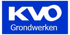 KVO Grondwerken Logo